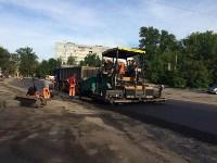 Ремонт дорог в Туле. 18 июля 2016, Фото: 3