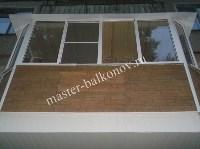 Новый балкон и тёплые окна осенью, Фото: 7