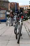 По центральным улицам Тулы прошел велопробег, Фото: 23