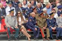 День Тульской дивизии ВДВ: на площади Ленина приземлились парашютисты, Фото: 17