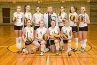 Тульская женская волейбольная команда, Фото: 1