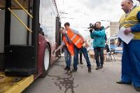 Конкурс водителей троллейбусов, Фото: 16
