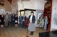 В музее оружия открылась выставка собрания Музеев Московского кремля, Фото: 7