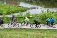 В Туле прошел большой велопарад, Фото: 110