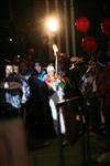 Этафета олимпийского огня. Площадь Ленина, Фото: 3