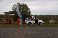 В Тульской области стартовали учебные сборы МЧС России, Фото: 2