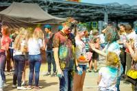 В Туле прошел фестиваль красок и летнего настроения, Фото: 77