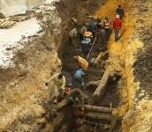 Как проходили раскопки в центре Тулы, Фото: 11