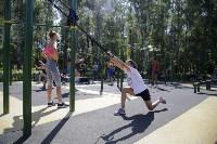 """Тренировка """"Тулицы"""" в парке, Фото: 70"""