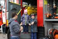 Спасатели продемонстрировали тулякам пожарную технику, Фото: 8