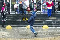 Широкая Масленица с Тульским цирком: проводы зимы прошли с аншлагом, Фото: 29