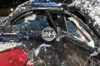 В ДТП на М-2 в Туле пострадали четыре человека, Фото: 15