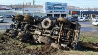 Рухнул кран на ул. Рязанской, 15.04.19, Фото: 4