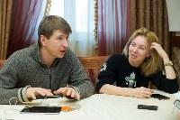 Алексей Ягудин и Татьяна Тотьмянина в Туле, Фото: 26