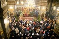 Рождественское богослужение в Успенском соборе Тулы, Фото: 69