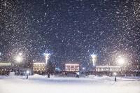Вечерний снегопад в Туле, Фото: 22