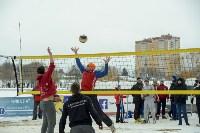 Турнир Tula Open по пляжному волейболу на снегу, Фото: 23