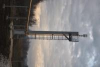 На тульских очистных сооружениях установили свечу сжигания биогазов, Фото: 2