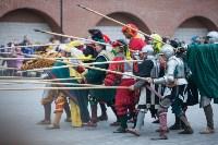 Средневековые маневры в Тульском кремле. 24 октября 2015, Фото: 40