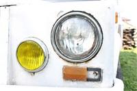 «Тросна» - автомобиль из простыней, Фото: 1