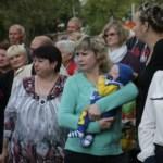 Вручение ключей от новых квартир переселенцев из аварийного жилья в Донском, Фото: 3