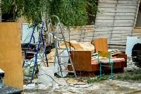 В Плеханово убирают незаконные строения, Фото: 70