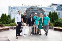 Тулу посетила советник председателя партии «Новые люди» Сардана Авксентьева, Фото: 5