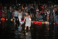 Фестиваль водных фонариков в Белоусовском парке, Фото: 12