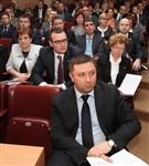 Встреча Владимира Груздева с предпринимателями 13.03.14, Фото: 3