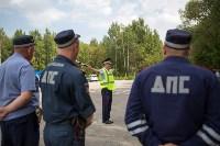 Конкурс водительского мастерства среди полицейских, Фото: 39