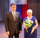 Владимир Груздев поздравил тульских соцработников с профессиональным праздником, Фото: 1