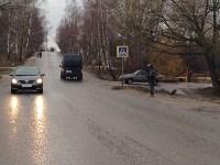 Тротуар на улице Октябрьская в Скуратово, Фото: 5