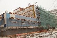 Реконструкция бассейна школы №21. 9.12.2014, Фото: 29