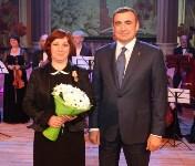 Алексей Дюмин наградил артистов Тулькой областной филармонии, выступавших в Сирии, Фото: 7