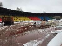 Как Центральный стадион готовится к возвращению большого футбола., Фото: 2