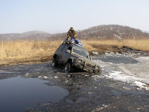 Озеро Утиное. Расстояние до ядерного полигона КНДР - 194 км.