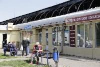 """На ул.9 Мая сгорел рынок """"Салют"""", Фото: 29"""