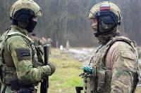 Стрельба, БТР и спасение раненых: в Тульской области бойцы Росгвардии неделю жили в лесу, Фото: 28