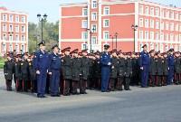 Воспитанникам суворовского училища вручили удосоверения, Фото: 28