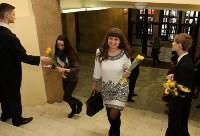 Алексей Дюмин поздравил тулячек с 8 Марта в филармонии, Фото: 6