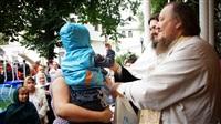 Крещение жителей Новомосковска, Фото: 59
