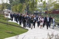 Дмитрий Медведев посетил Тулу с рабочим визитом, Фото: 6