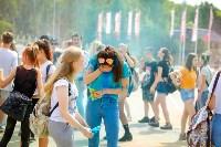 В Туле прошел фестиваль красок и летнего настроения, Фото: 46
