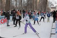 В «Лыжне России-2014» приняли участие три тысячи туляков, Фото: 25