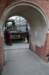 Утром 15 ноября в Тулу привезли шпиль для колокольни Успенского собора, Фото: 13