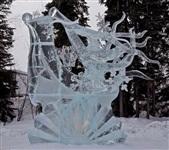 Ледяные скульптуры, Фото: 15