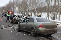 ДТП на трассе М2 12.03.18, Фото: 5