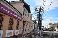 На ул. Октябрьской развалился дом, Фото: 4