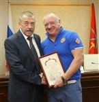 В Туле наградили спортсменов, тренеров и работников физической культуры, Фото: 1