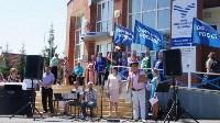 Фестиваль военно-морской песни «Под Андреевским флагом» , Фото: 8